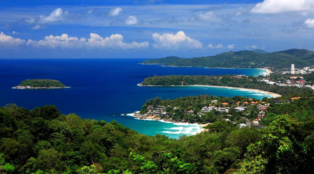 Phuket report shows arrivals up 19% in Q1 | The Thaiger