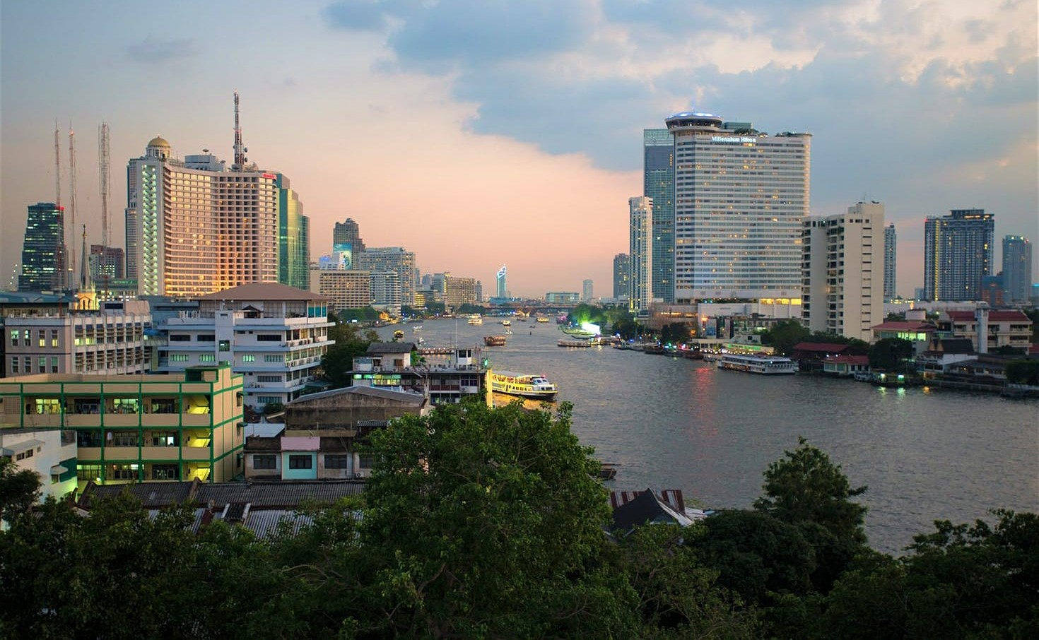 Bangkok property trends continue to point upward | The Thaiger