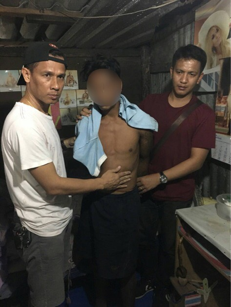 Man arrested for raping his neighbour | News by Thaiger
