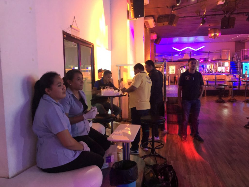 Only one Patong bar staff failed the 'purple pee test' | News by Thaiger