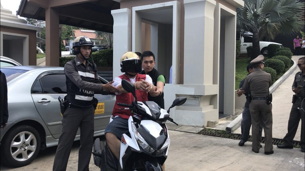 Motorbike taxi driver arrested after robbing Australian tourist | News by The Thaiger
