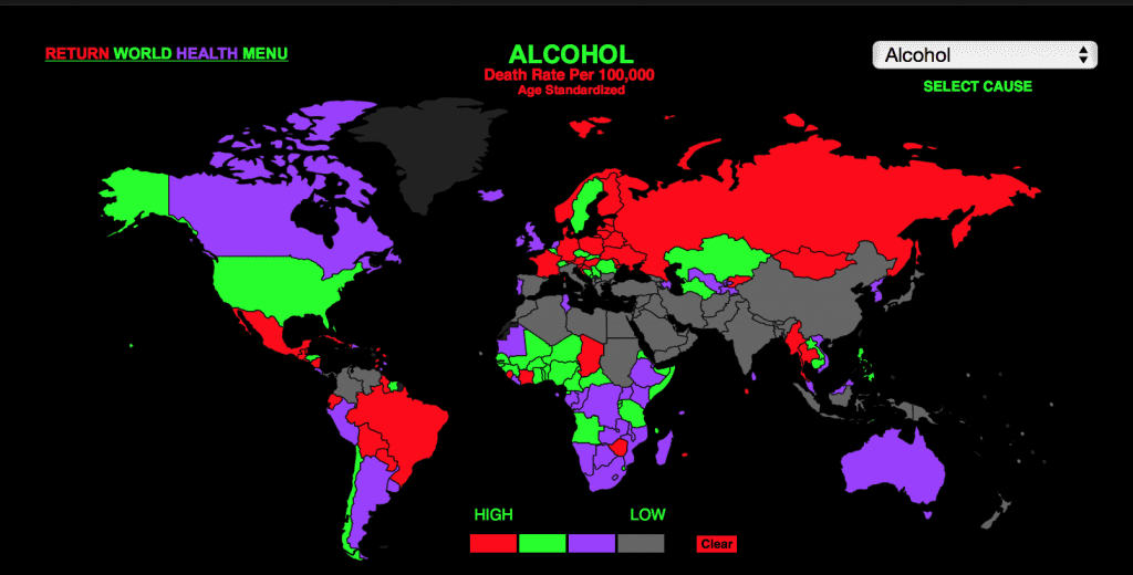 Death by alcohol. How does Thailand rate? | News by Thaiger