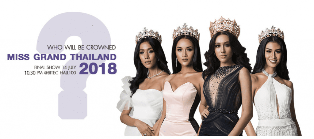 Miss Grand Thailand 2018 heading to Phuket to raise charity funds | News by Thaiger