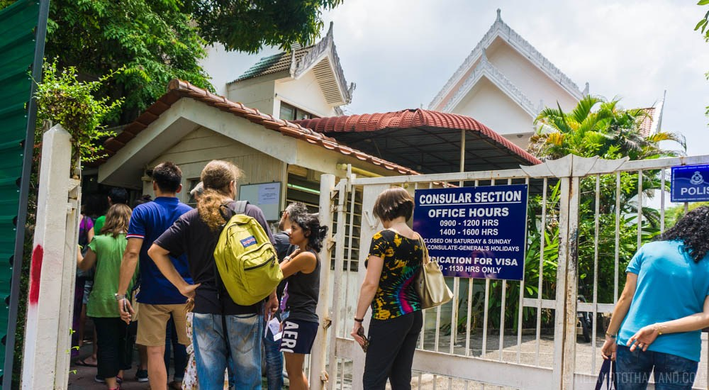 Changes to visa applications at the Thai Consulate-General in Penang | The Thaiger