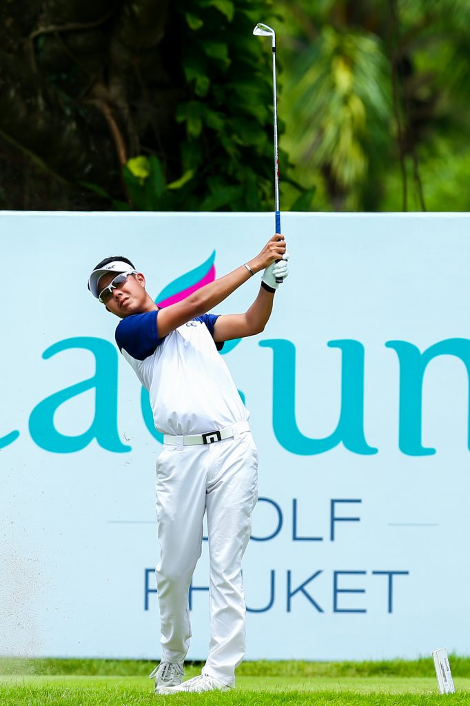 Varanyu holds commanding lead at Singha Laguna Phuket Open | News by The Thaiger