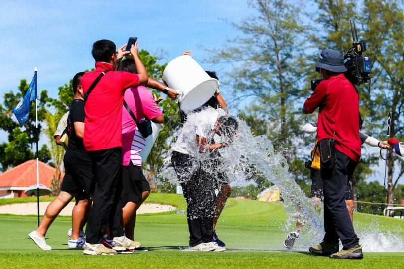 Vanranyu cruises to victory at Singha Laguna Phuket Open | Thaiger