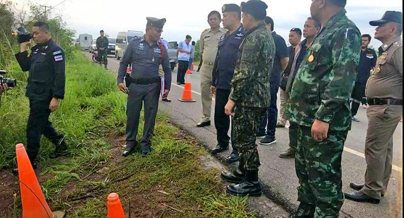 Alleged cop killer gunned down in Kalisan | News by The Thaiger