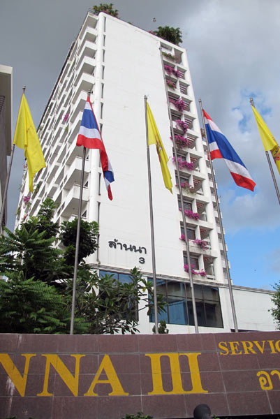 British tourist falls from condo balcony in Chiang Mai | The Thaiger