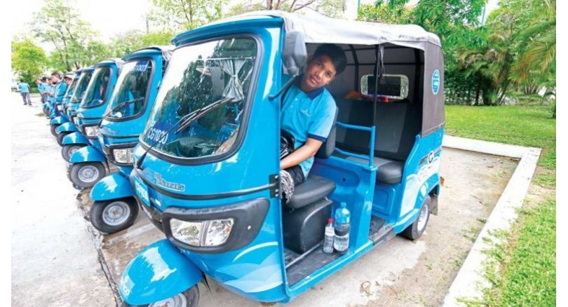CamGO adding more 'autorickshaws' to its Cambodian fleet | News by The Thaiger