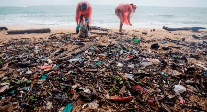 Thailand's drowning in a sea of plastic | News by The Thaiger