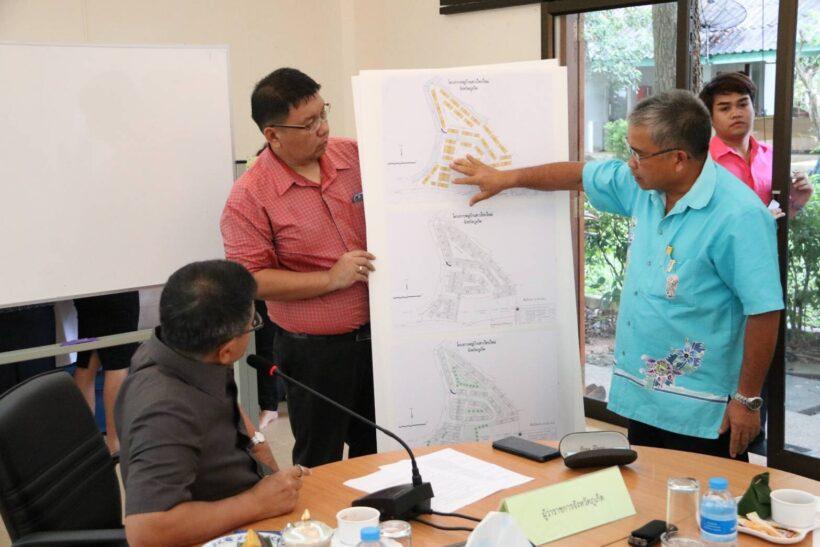 60 million baht budget to solve perennial flooding on Thepkasattri road   The Thaiger
