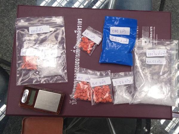 Female drug dealer arrested in Phuket Town | News by Thaiger