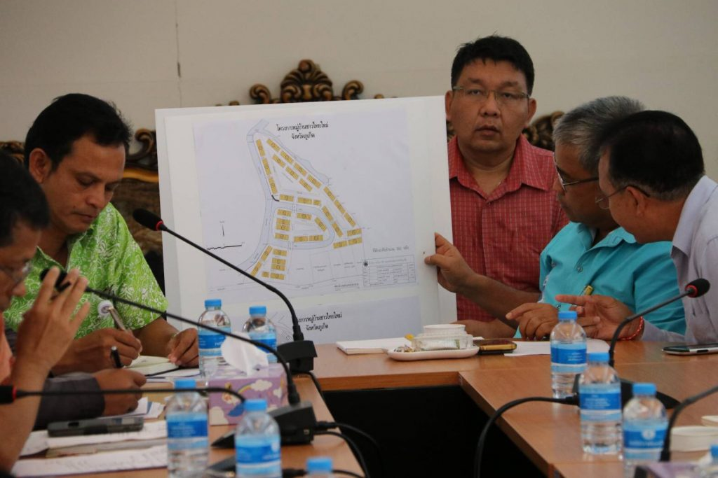60 million baht budget to solve perennial flooding on Thepkasattri road   News by Thaiger
