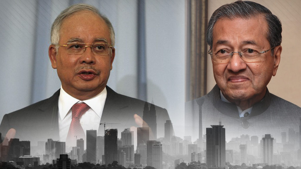 Malaysian PM in a fight for his political life   The Thaiger