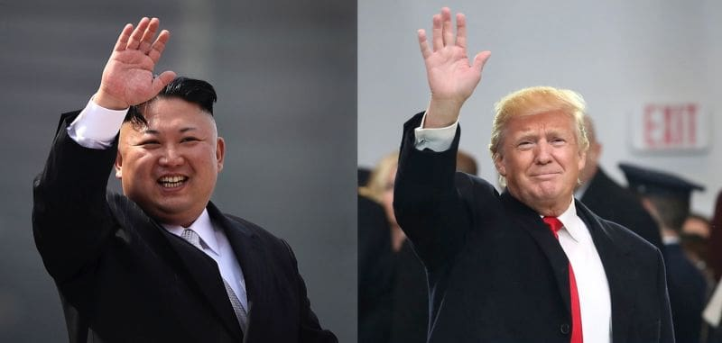 A mid June summit in Singapore – The Trump/Kim meeting | The Thaiger
