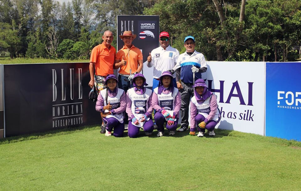 The Blue Horizon World Corporate Golf Challenge, Thailand | News by The Thaiger