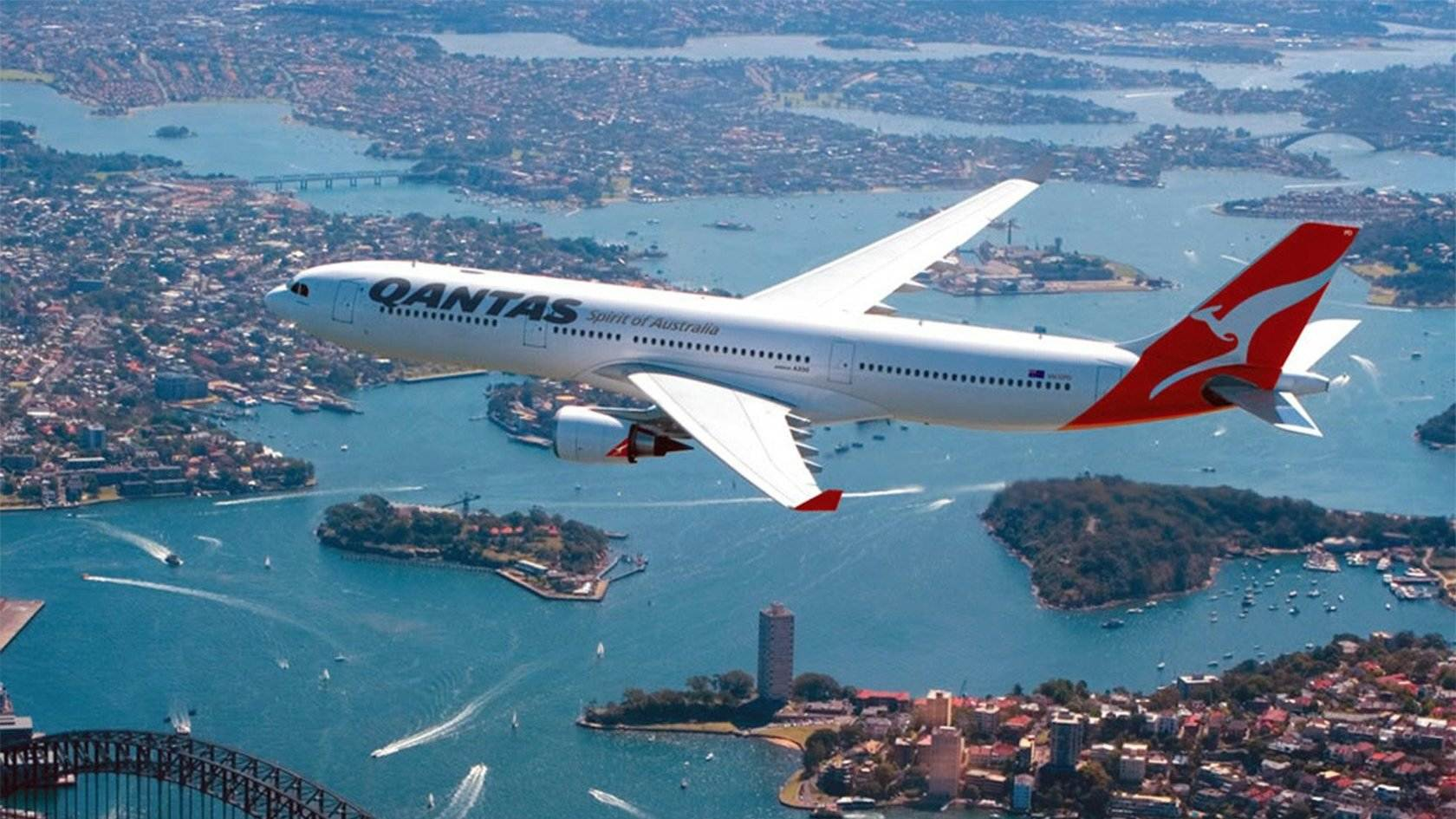 Fly cheap to oz with ais on qantas the thaiger use stopboris Choice Image