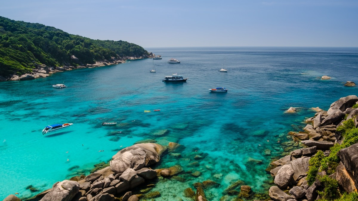 Similan Islands – no more sleep overs from October | The Thaiger