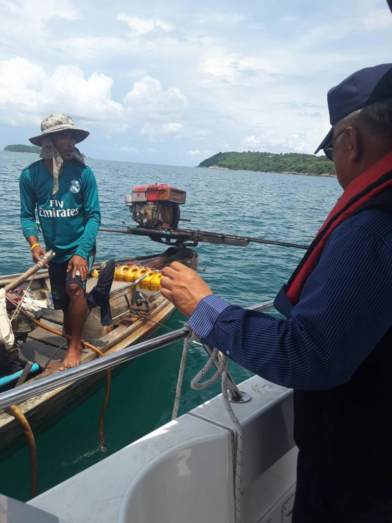 Urgent measures ordered to protect marine animals | News by Thaiger