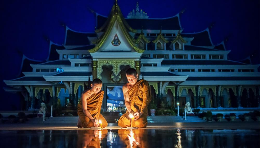 Tuesday, public holiday for Visakha Bucha Day | News by Thaiger