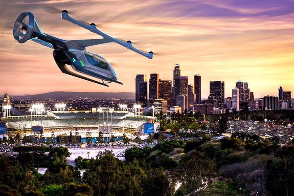Maybe this idea might get off the ground - Uber takes to the skies | News by The Thaiger