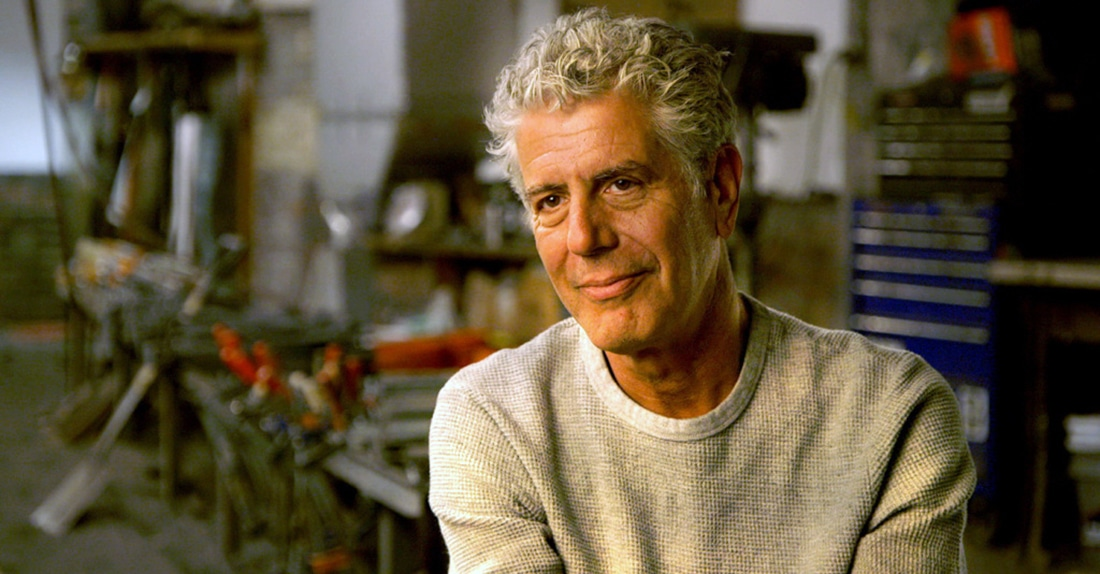 13 take-aways from Anthony Bourdain   The Thaiger