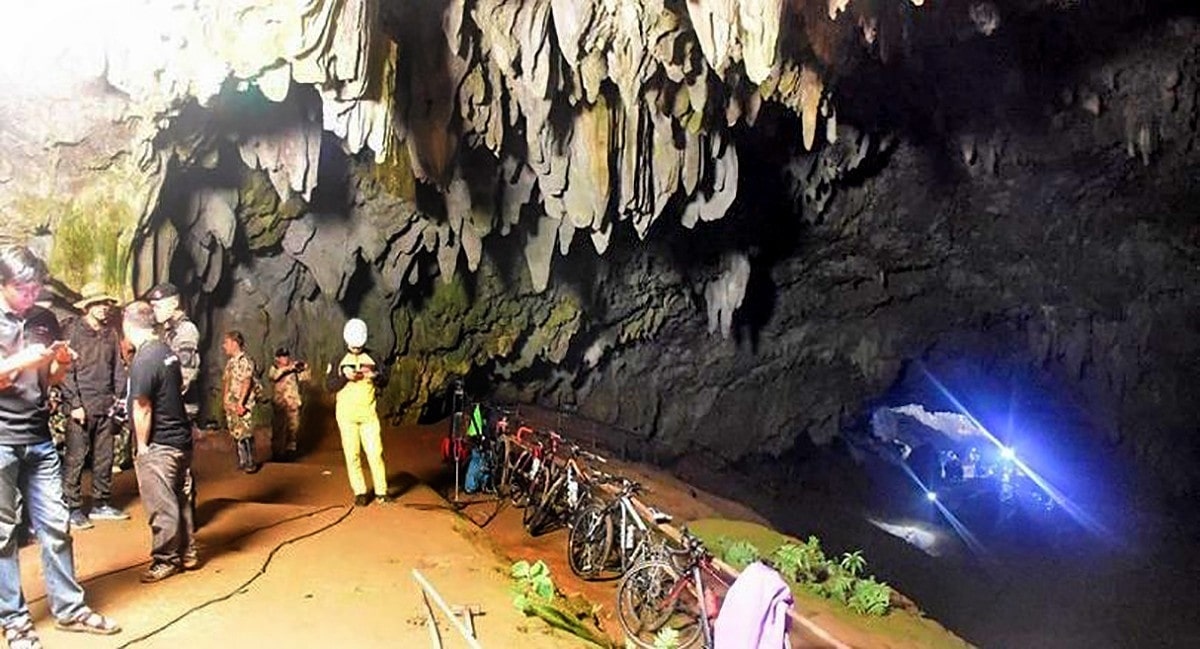 UPDATE: Today's Chiang Rai cave search timetable – 12 missing | The Thaiger