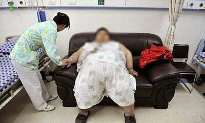 Prachuap Khiri Khan woman seeks help after gaining 200 kilograms | The Thaiger