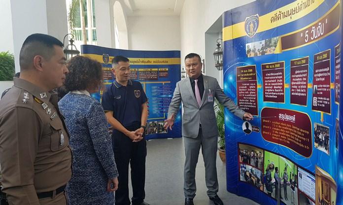 Pattaya seminar teaches students to say NO   The Thaiger