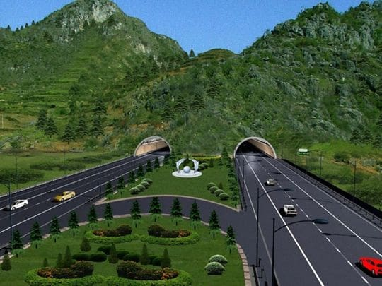 Phuket light rail and Patong tunnel project update   News by Thaiger