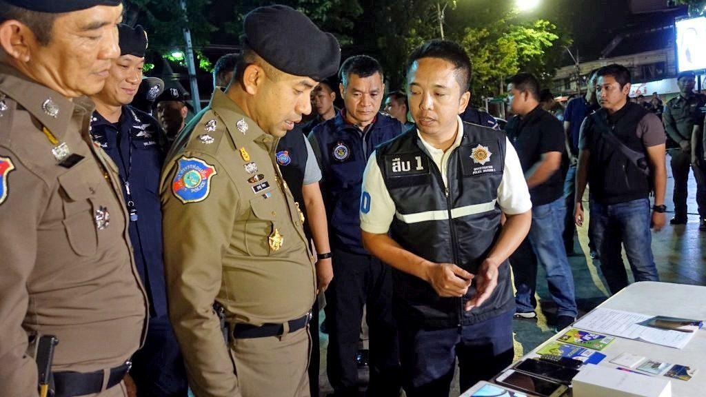Bangkok: Another 50 foreigners arrested in weekly immigration shakedown | News by The Thaiger