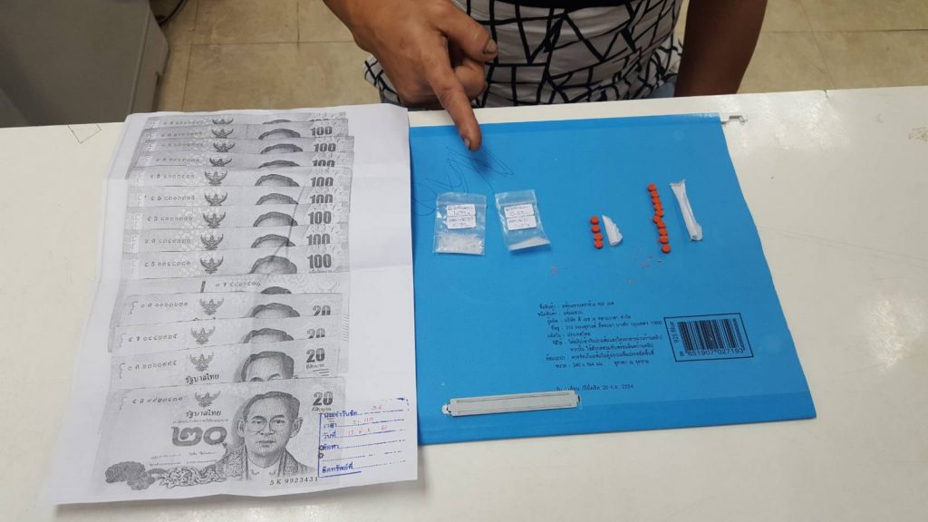 Burmese woman arrested with drugs in sting operation | News by Thaiger