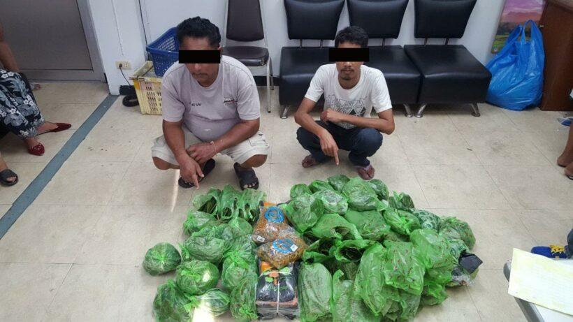 Two arrested in Phuket drug crackdown | The Thaiger