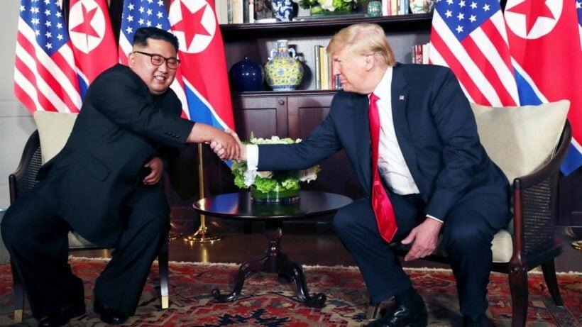 Trump/Kim summit – Reaction from Thai leadership. | The Thaiger