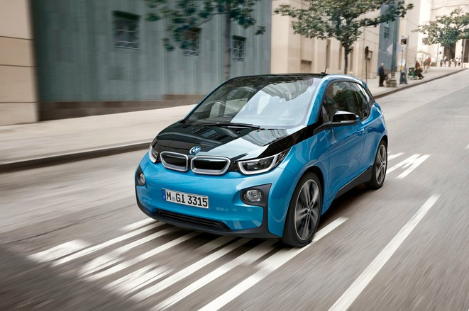 Bmw Eyes Bright Future For Electric Cars In Thailand The Thaiger