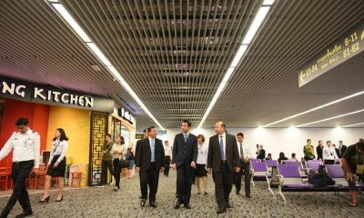 Phuket airport's domestic terminal officially launched | The Thaiger