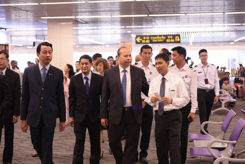 Phuket airport's domestic terminal officially launched | News by Thaiger