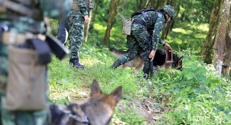 Chiang Rai: 650 personnel now involved in the search   The Thaiger
