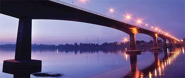 24th anniversary of the First Thai-Lao Friendship Bridge | News by Thaiger