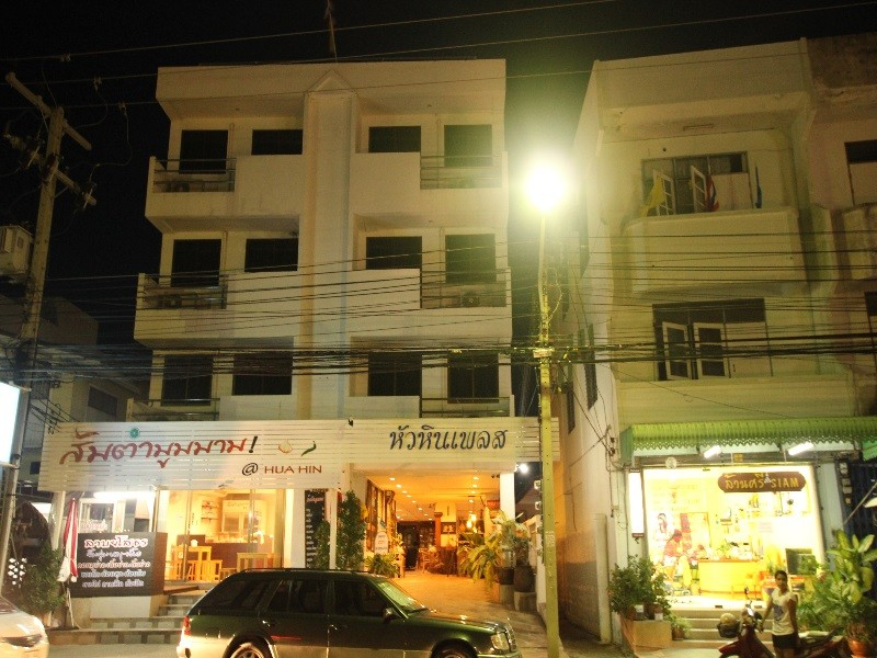 Hua Hin: 68 year old throws himself off fifth floor roof | The Thaiger