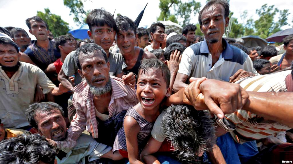 PM backs Myanmar's efforts in tackling the Rohingya crisis | The Thaiger
