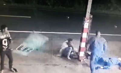 Chonburi: Emotions spill onto the streets during World Cup match | The Thaiger