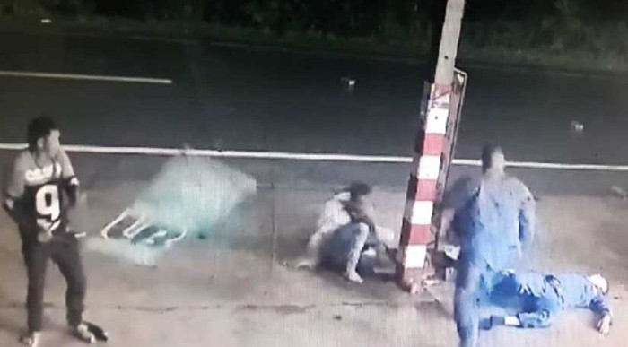 Chonburi: Emotions spill onto the streets during World Cup match   The Thaiger