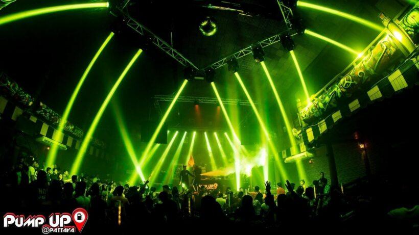 Pattaya: Pump Up Dance Club raided | The Thaiger