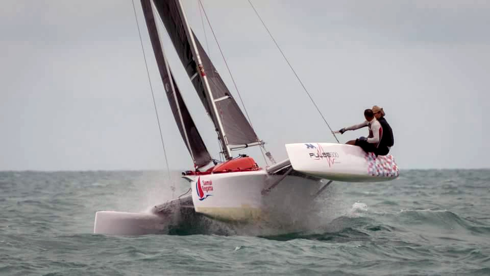 Two race finale wraps up successful 2018 Samui Regatta | The Thaiger