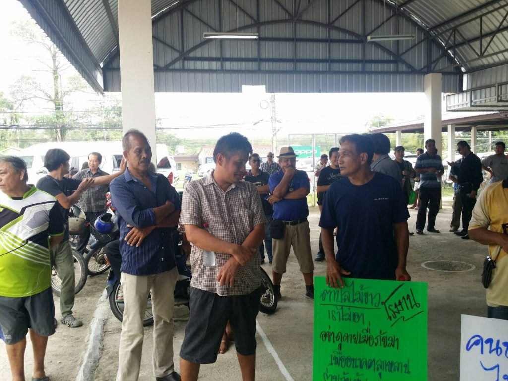 Plans for Phuket pork factory changed to 'refrigeration and storage facility'   News by Thaiger