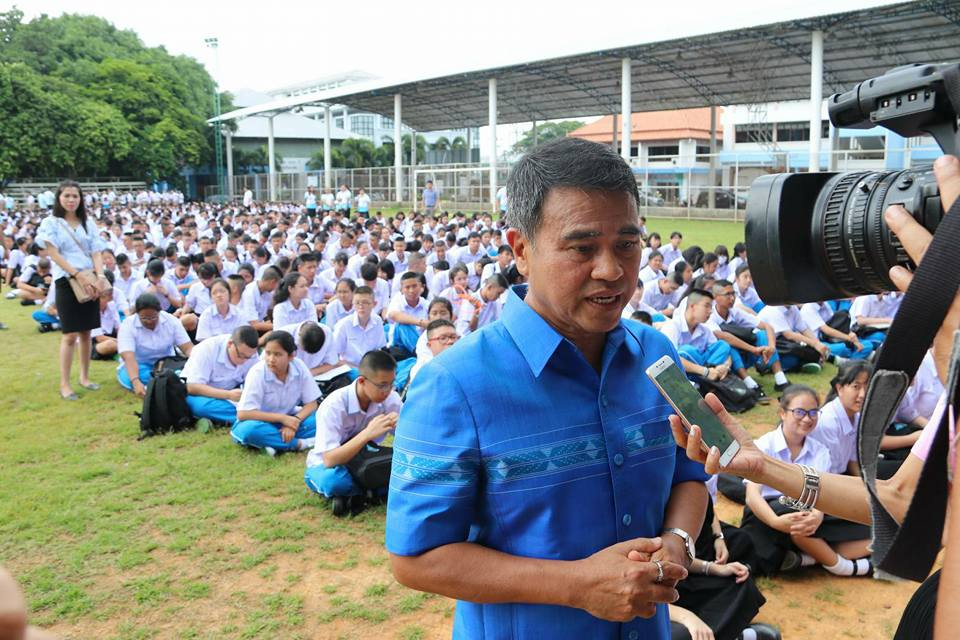 Road accident prevention project aimed at schools - Phuket   News by Thaiger