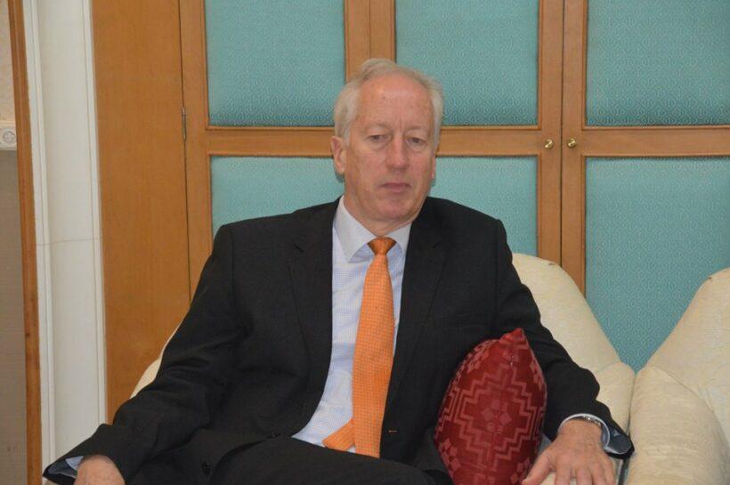 Dutch Ambassador shares concerns over safety of Phuket tourists | News by Thaiger