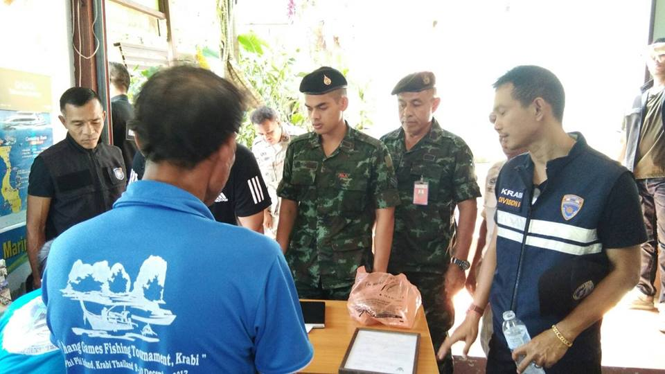 Krabi officials continue crackdown on illegal hotels and tour operators on Koh Phi Phi | News by The Thaiger