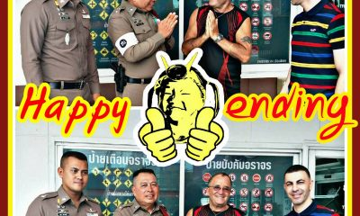 Pattaya: Potty mouth grandpa apologises to cop! | The Thaiger